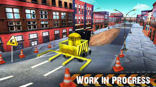 Heavy Excavator Simulator PRO 2020 5.0 screenshots 8