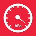 Barometer and Altimeter - Barometric Pressure icon