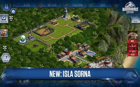 Jurassic World: The Game Mod Apk 1.40.11 3