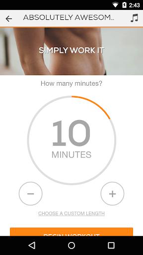 無料健康Appのアブ·コア Sworkit|HotApp4Game