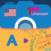 Live Cam Translator-즉석 캠번역기 음성번역 문서번역 전세계 100언어 지원