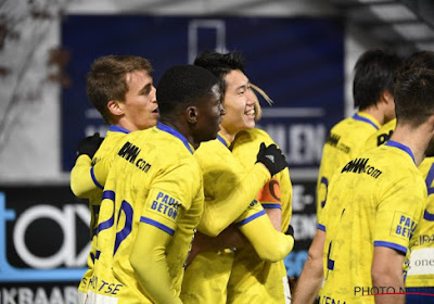Saint-Trond renverse une jeune équipe d'Anderlecht