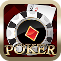 Texas Poker Ace Card Online icon