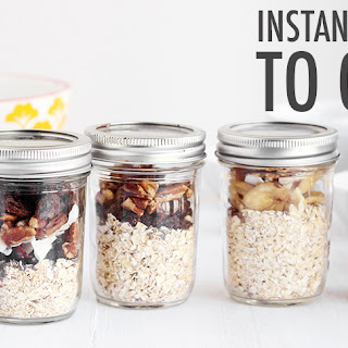 Instant Oatmeal Recipes