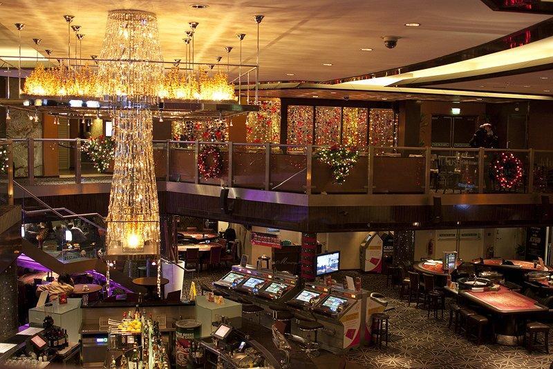 The Casino of Empire