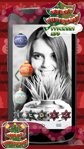 玩免費娛樂APP|下載圣诞贴纸图片 app不用錢|硬是要APP