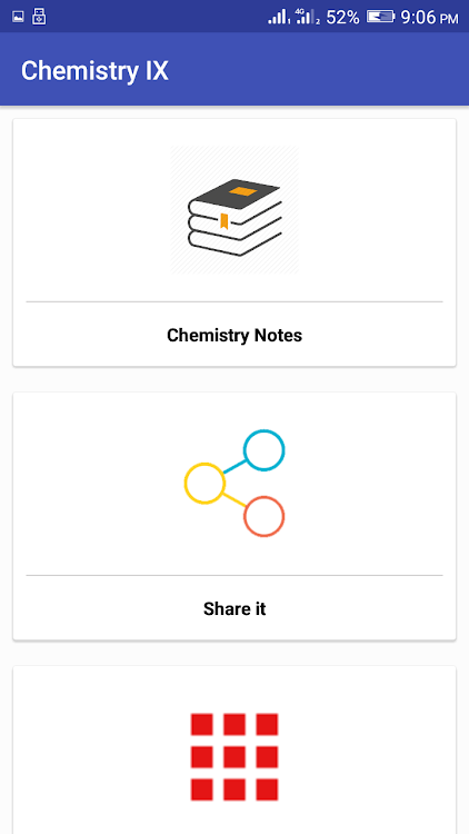 Chemistry IX – (Android Apps) — AppAgg