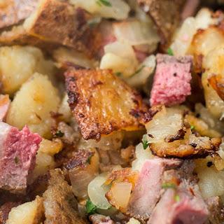 Leftover Steak Hash Recipe