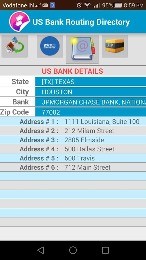 Us bank routing numbers list - Ach processing time frame