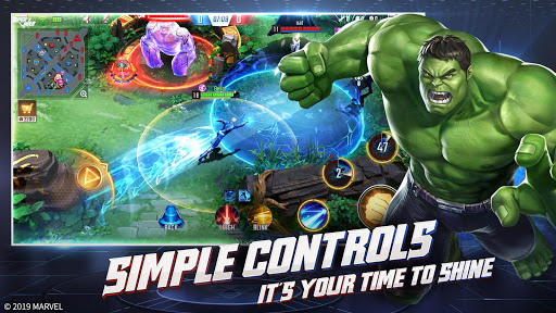 MARVEL Super War apkmr screenshots 4