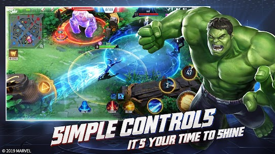 MARVEL Super War Apk Download For Android and Iphone 4