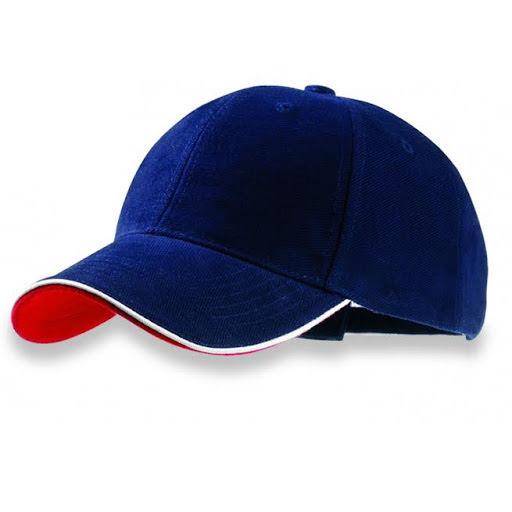 Baseball Caps with Pilot Piping