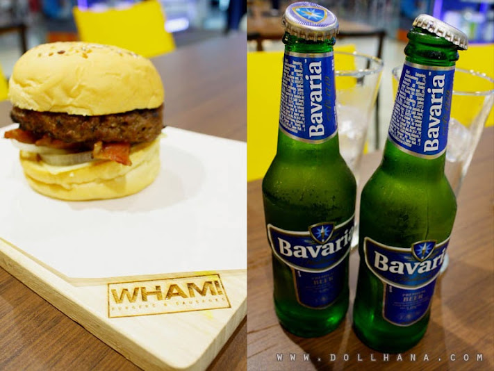Wham Burgers and Sausages SM North EDSA The Block Quezon City