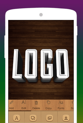 3D Logo Maker & Name Art - Logo Creator, Designer 1.4 screenshots 5