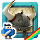 Viking Invaders: Nordic War (Hot Seat Multiplayer) icon