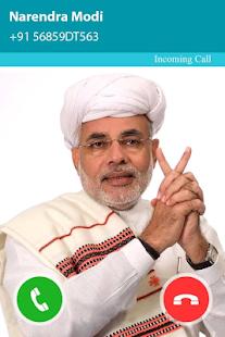Fake Call From Narendra Modi - náhled