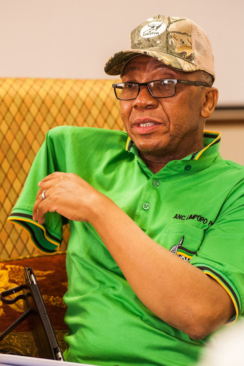 MKMVA president Kebby Maphatsoe Maphatsoe described the DA as a racist party that was 'certainly not an organisation that is in alliance with the ANC'. File photo.