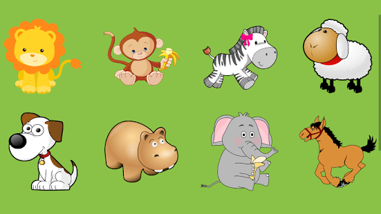 Toddlers Fun - free secured games and animals - náhled