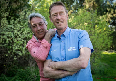 Eric Vanderaerden hoopt dat Wout Van Aert hem kan opvolgen als laatste Belgische tijdritwinnaar in Tour