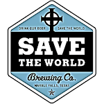 Logo for Save The World Brewing Co