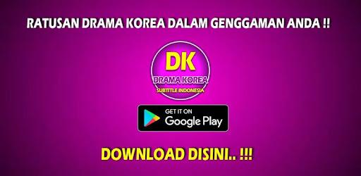 drakor - drama korea sub indo app (apk) free download for Android/PC