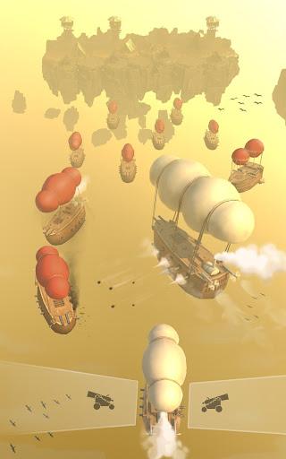 Sky Battleship - Total War of Ships apkbreak screenshots 1