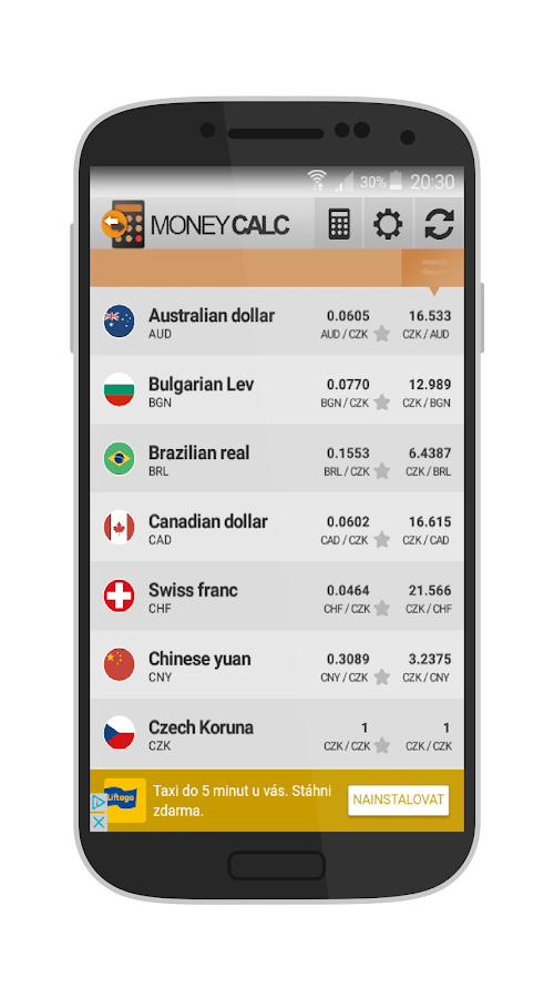 Local Currency Converter - Money Calculator