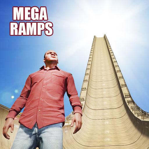 Impossible Mega Ramp Stunts icon