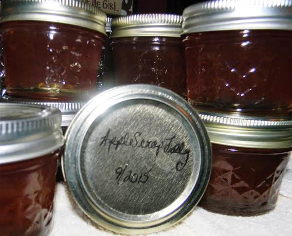 Apple Scrap Jelly Recipe