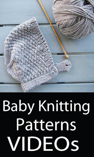 Baby Knitting Patterns Designs App Tutorial Videos Apk Download