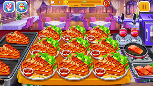 Cooking Frenzy: A Crazy Chef in Cooking Games 1.0.29 screenshots 13