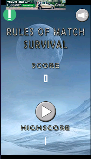 Rules Matched Survival 1.0.0 screenshots 1