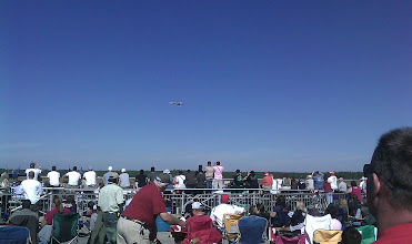 Photo: At the Blue Angels homecoming air show ... #fb