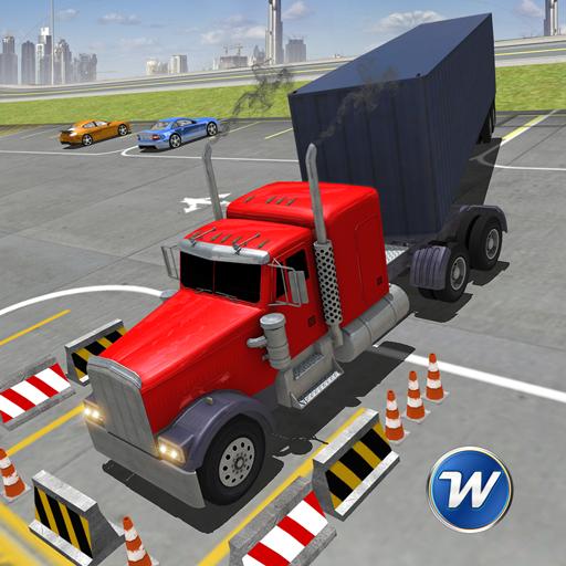 USA Truck Parking Sim 2017