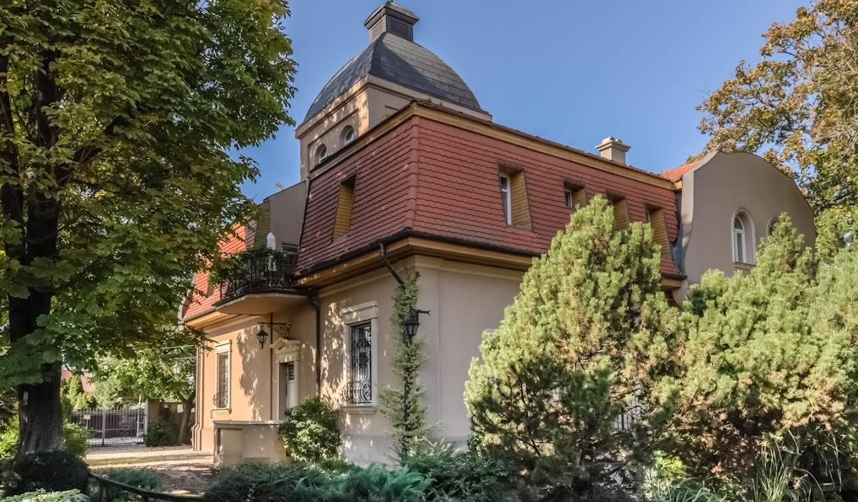 Villa Budapest