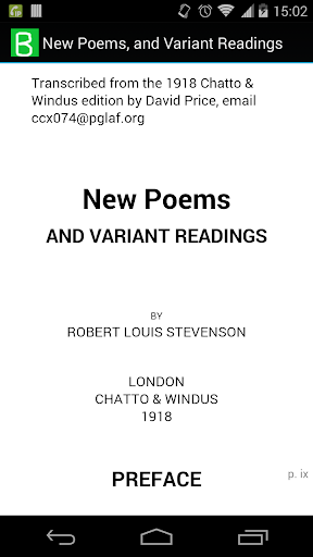 New Poems and Variant Reading