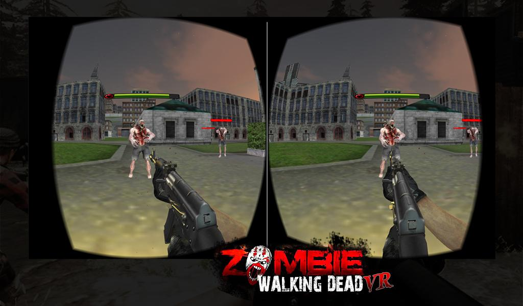 Zombie Walking Dead VR- screenshot