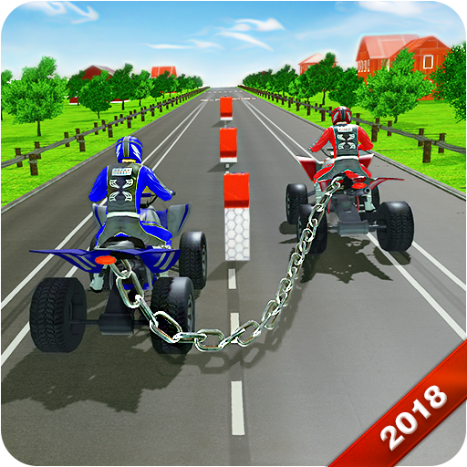 Highway Chained Quad Bike Impossible Race 3D (game)