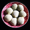 daifuku, homemade, Mochi, recipe, red bean, sweet mochi, sweet rice cake, 大福, 糯米糍, 紅豆麻糬
