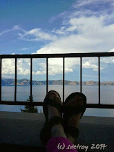 Photo: What a view I am grateful to have..