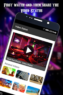 Video Status 2018(Lyrical Video Songs) 1.0.4 Mod Android Updated 1