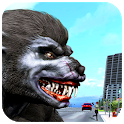 The Wolf Simulator : Angry Wild Animal Games icon