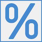 折扣计算器 icon