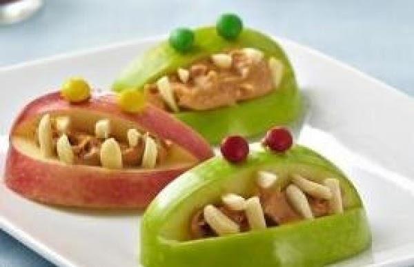 Apple Monster Snacks Recipe