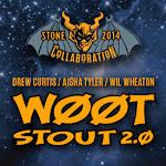 Stone Farking Wheaton Wootstout 2.0 2014