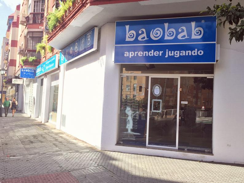 Foto Baobab aprender jugando Sevilla Santa Justa 2