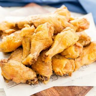 Crispiest Baked Chicken Wings.