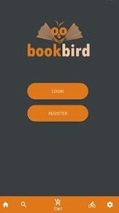 BookBird - náhled