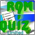 ROM Quiz Limited Icon