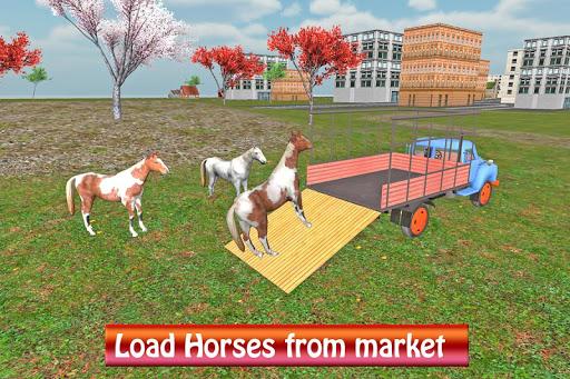 無料模拟Appの馬の輸送トラック2016|記事Game